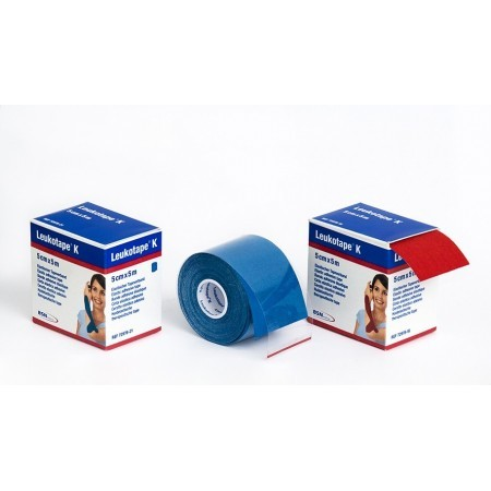 Vendaje neuromuscular Leuko Tape K