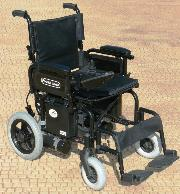 SILLA MOTOR POWER CHAIR